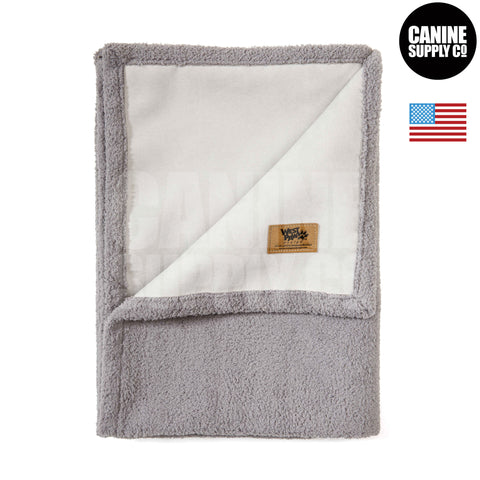 West Paw Design Big Sky Blanket®, Smoke | Canine Supply Co.