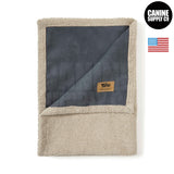 West Paw Design Big Sky Blanket®, Storm Blue | Canine Supply Co.