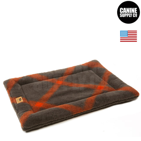 West Paw Design Montana Nap®, Plaid | Canine Supply Co.