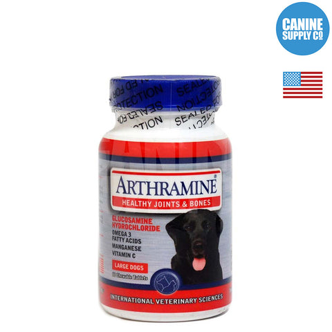 IVS Arthramine® Large Dog, 60-ct | Canine Supply Co.