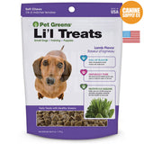 Pet Greens® Li'l Treats Lamb Flavor | Canine Supply Co.