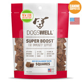 Dogswell Super Boost Squares™ Beef with Blueberry Treats | Canine Supply Co.