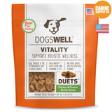 Dogswell Vitality® Duets Chicken and Peanut Butter Treats | Canine Supply Co.