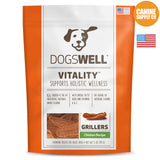 Dogswell Vitality® Grillers Chicken Treats | Canine Supply Co.