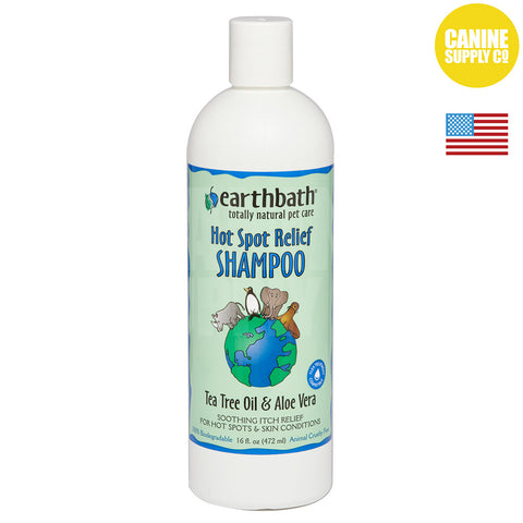 Earthbath® Hot Spot Relief Shampoo | Canine Supply Co.
