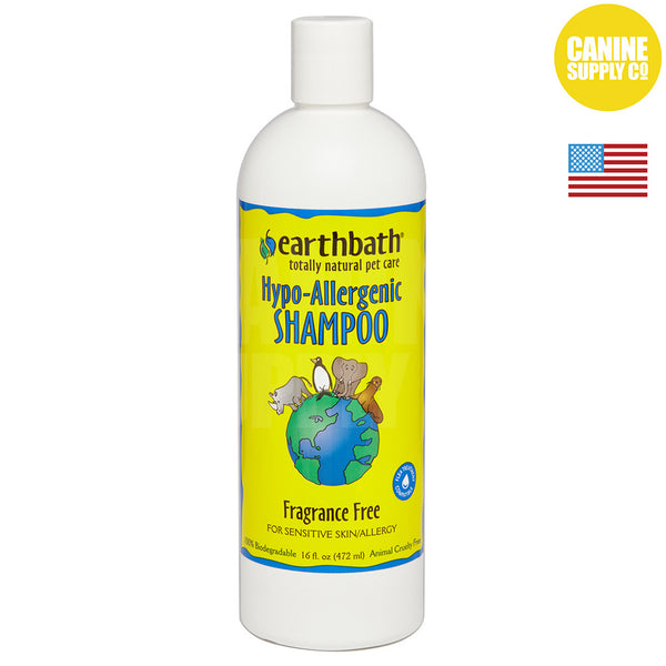 Earthbath® Hypo-Allergenic Shampoo | Canine Supply Co.