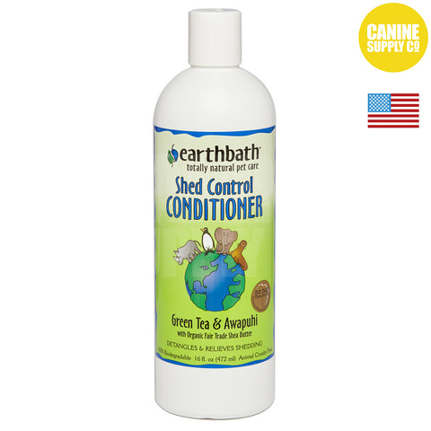 Earthbath® Shed Control Conditioner | Canine Supply Co.