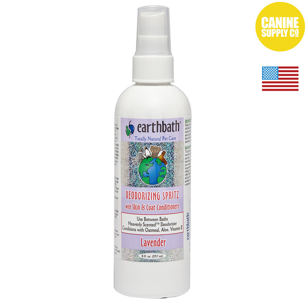 Earthbath® Lavender Spritz | Canine Supply Co.