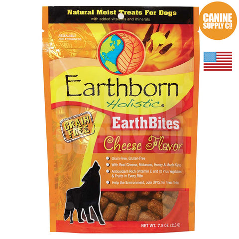 Earthborn Holistic EarthBites™ Cheese Flavor | Canine Supply Co.