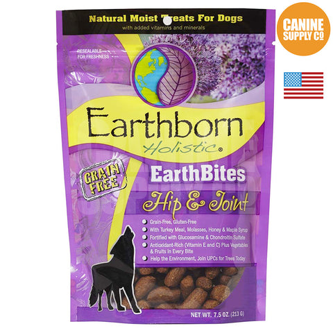Earthborn Holistic EarthBites™ Hip & Joint | Canine Supply Co.