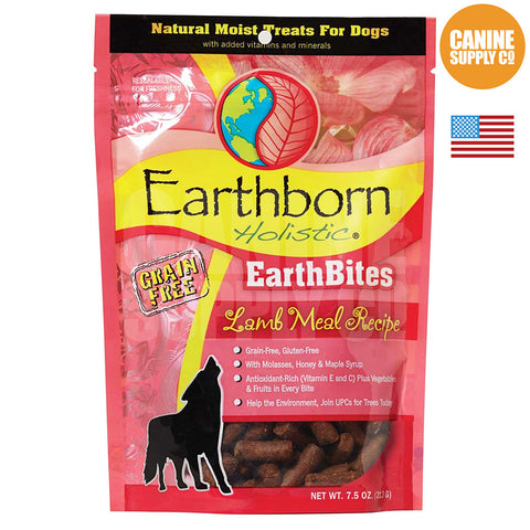 Earthborn Holistic EarthBites™ Lamb Meal Recipe | Canine Supply Co.