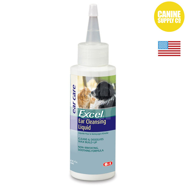 Excel Ear Cleansing Liquid | Canine Supply Co.
