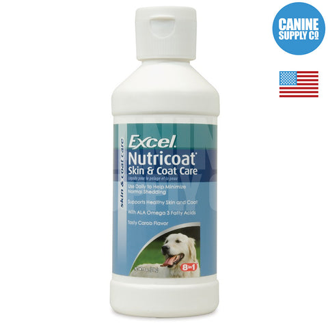 Excel Nutricoat Skin & Coat Liquid | Canine Supply Co.