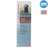 Excel Enervite Vitamin Paste Puppy | Canine Supply Co.