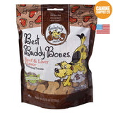 Exclusively Dog Best Buddy Bones Beef and Liver Flavor | Canine Supply Co.