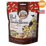Exclusively Dog Best Buddy Bones Peanut Butter Flavor | Canine Supply Co.