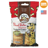 Exclusively Dog Sandwich Cremes Peanut Butter Flavor | Canine Supply Co.