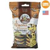 Exclusively Dog Sandwich Cremes S'mores Flavor | Canine Supply Co.