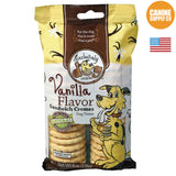 Exclusively Dog Sandwich Cremes Vanilla Flavor | Canine Supply Co.