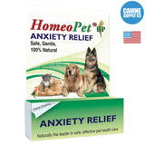 HomeoPet Anxiety Relief | Canine Supply Co.
