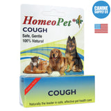 HomeoPet Cough | Canine Supply Co.