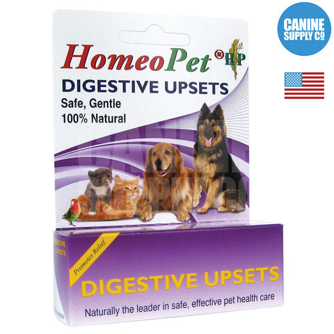 HomeoPet Digestive Upsets | Canine Supply Co.
