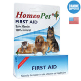 HomeoPet First Aid | Canine Supply Co.