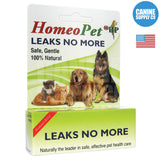 HomeoPet Leaks No More | Canine Supply Co.