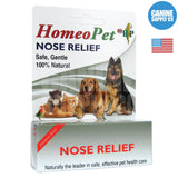 HomeoPet Nose Relief | Canine Supply Co.
