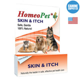 HomeoPet Skin & Itch | Canine Supply Co.