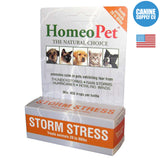 HomeoPet Storm Stress | Canine Supply Co.