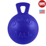 Jolly Pets TUG-N-TOSS™, Blue | Canine Supply Co.