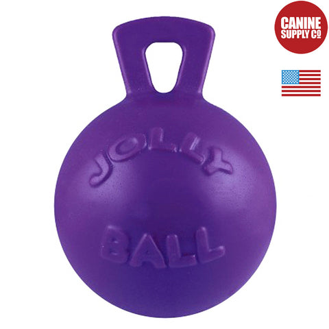 Jolly Pets TUG-N-TOSS™, Purple | Canine Supply Co.