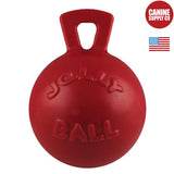 Jolly Pets TUG-N-TOSS™, Red | Canine Supply Co.