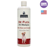 Natural Chemistry DeFlea® Shampoo, 16.9-oz | Canine Supply Co.