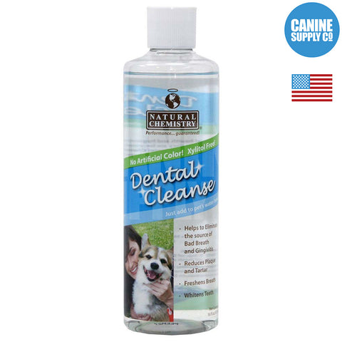 Natural Chemistry Dental Cleanse™ for Dogs, 16-oz | Canine Supply Co.
