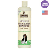 Natural Chemistry Natural Flea & Tick Shampoo™ for Dogs | Canine Supply Co.