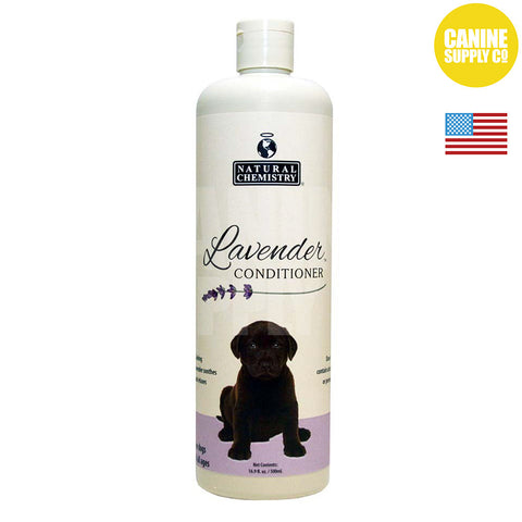 Natural Chemistry Natural Lavender Conditioner™ | Canine Supply Co.