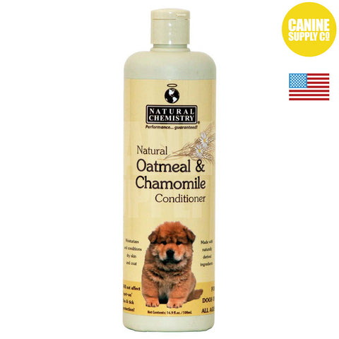 Natural Chemistry Natural Oatmeal & Chamomile Conditioner™ | Canine Supply Co.