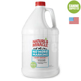 Nature's Miracle® No More Marking Pet Stain & Odor Remover, 128-oz | Canine Supply Co.