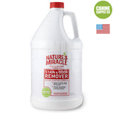 Nature's Miracle® Pet Stain Stain & Odor Remover, 128-oz | Canine Supply Co.