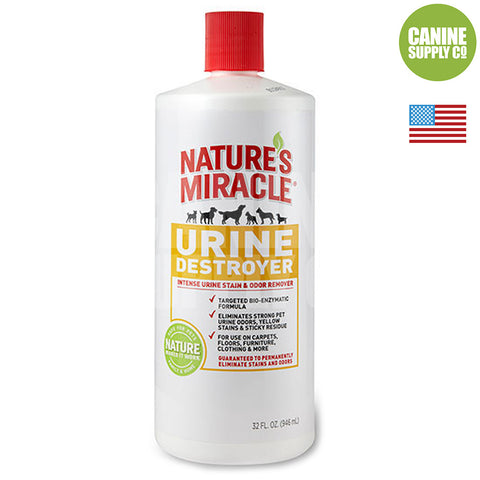 Nature's Miracle® Urine Destroyer, 32-oz | Canine Supply Co.