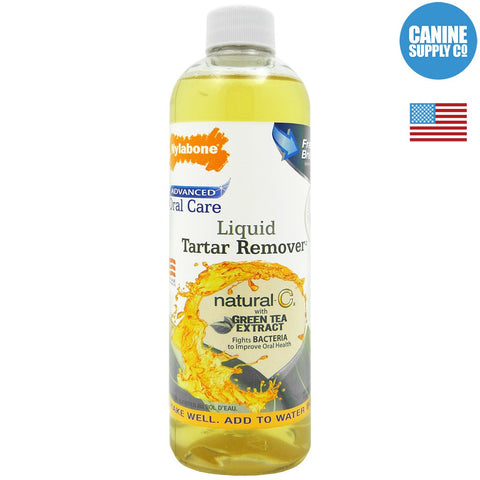 Nylabone Advanced Oral Care Natural Tartar Remover for Dogs | Canine Supply Co.