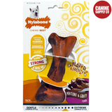 Nylabone Flavor Frenzy Meatloaf & Gravy Small Rubber Dog Toy | Canine Supply Co.
