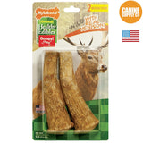 Nylabone Antler Dog Treats 2ct | Canine Supply Co.