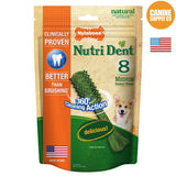 Nylabone Medium Dog Dental Chews 8ct | Canine Supply Co.