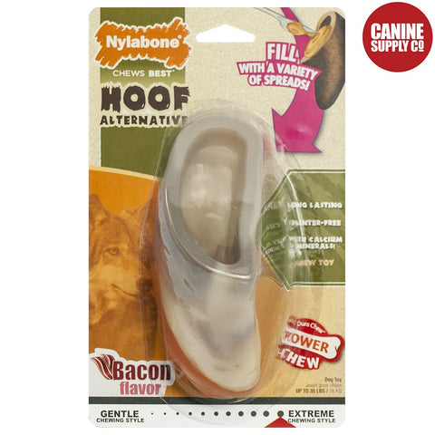 Nylabone Power Chew Hoof Alternative, Wolf | Canine Supply Co.