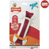 Nylabone Power Chew Rock & Chew Arch Bone, Bacon, Regular | Canine Supply Co.
