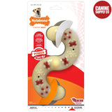 Nylabone Power Chew S Shape Chew Toy - Bacon, Souper | Canine Supply Co.