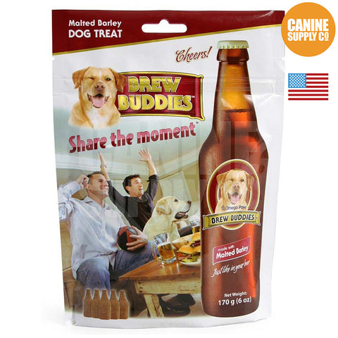 Brew Buddies™ Original Malted Barley Dog Treats | Canine Supply Co.